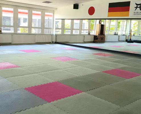 NIBUKAI Trainingsfläche